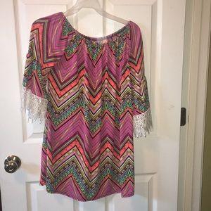Cute dress tunic. Size L-XL.